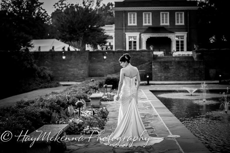 Oxon Hill Manor Wedding DC 27