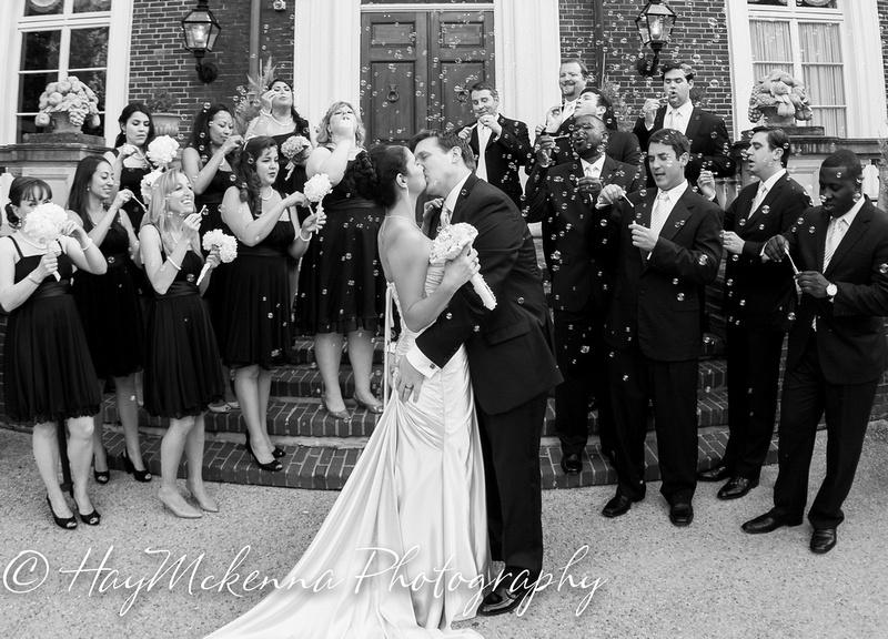 Oxon Hill Manor Wedding DC 16