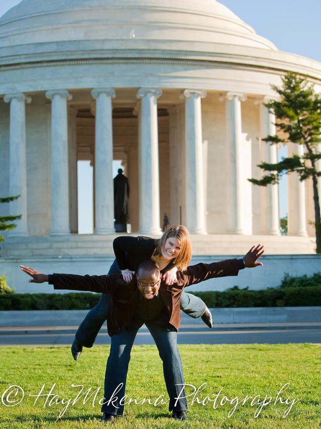 Jefferson Memorial Engagement 05