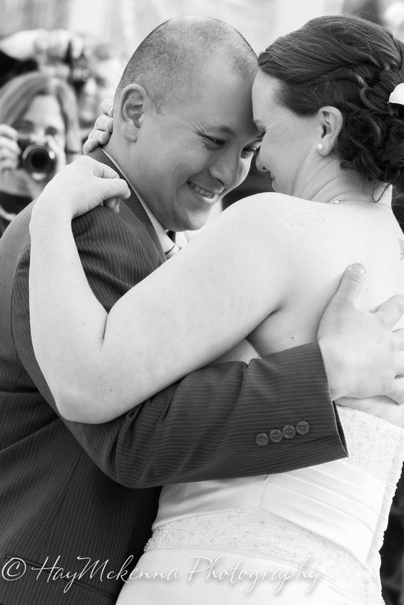 Shade Tress and Evergreens Wedding 178