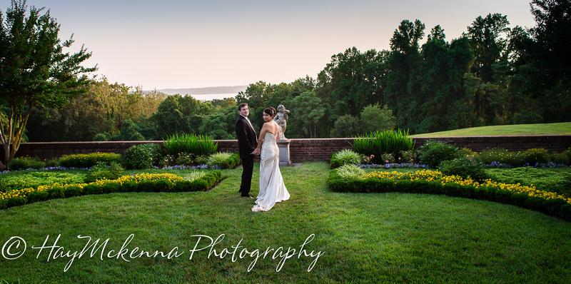 Oxon Hill Manor Wedding DC 22