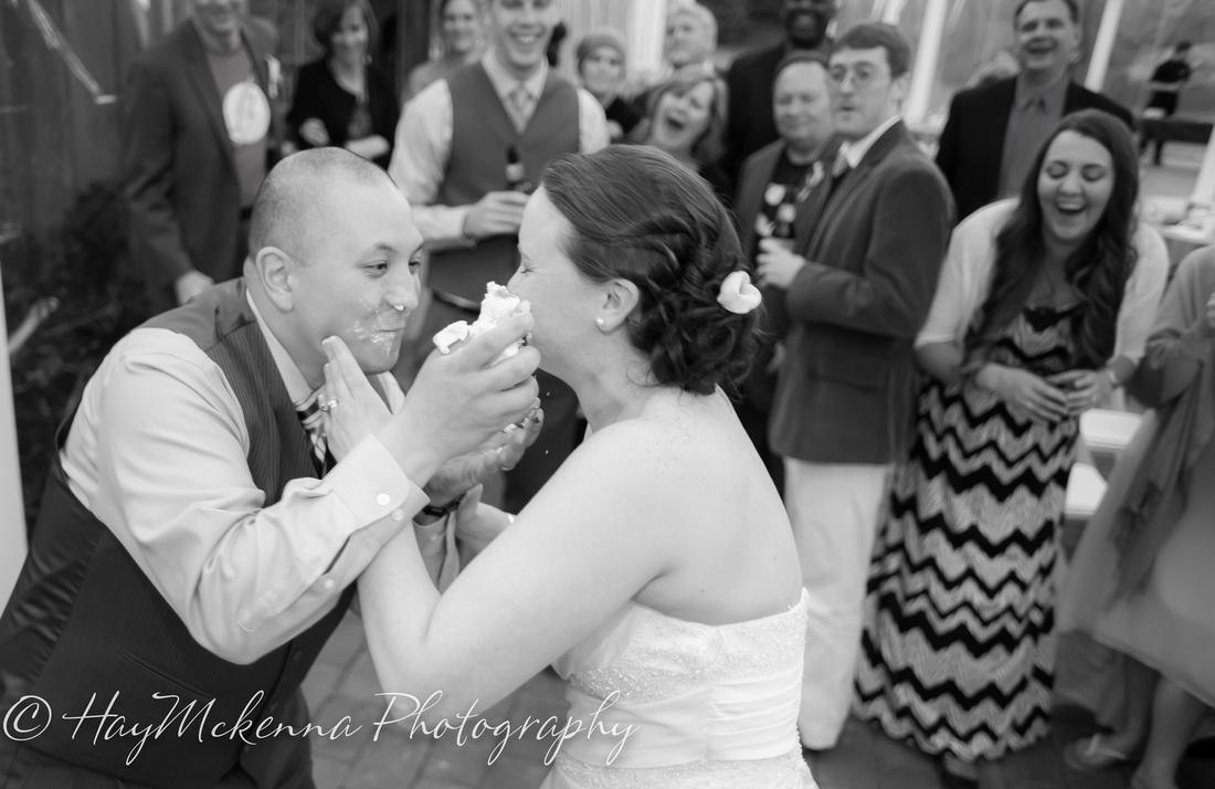 Shade Tress and Evergreens Wedding 203