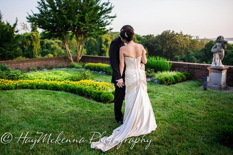 Oxon Hill Manor Wedding DC 23