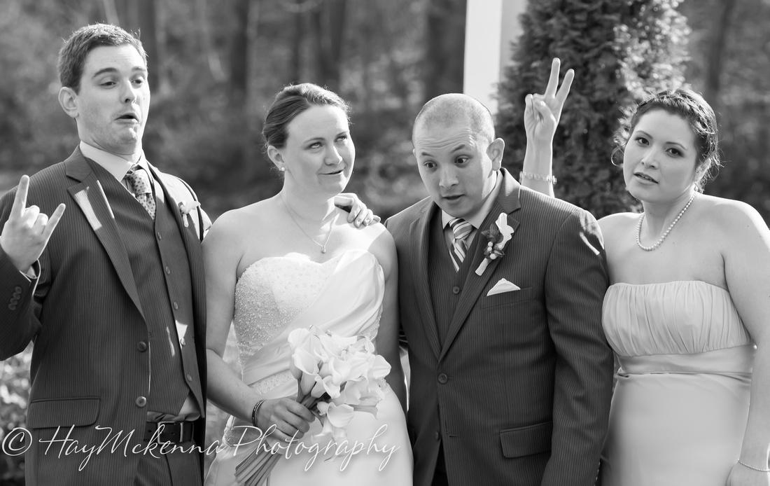 Shade Tress and Evergreens Wedding 158