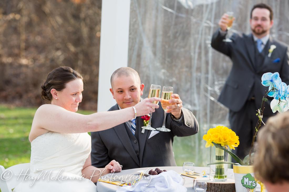 Shade Tress and Evergreens Wedding 189