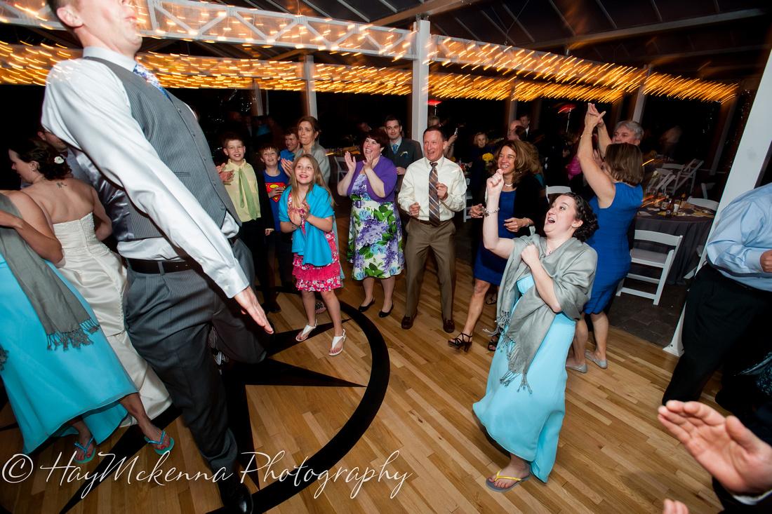 Shade Tress and Evergreens Wedding 214