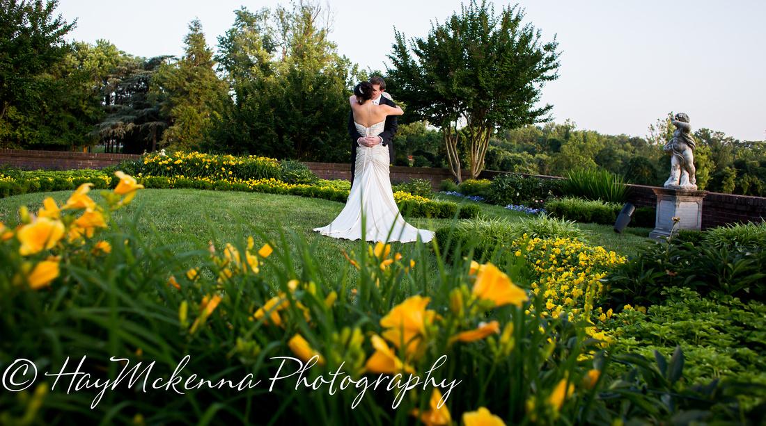 Oxon Hill Manor Wedding DC 24