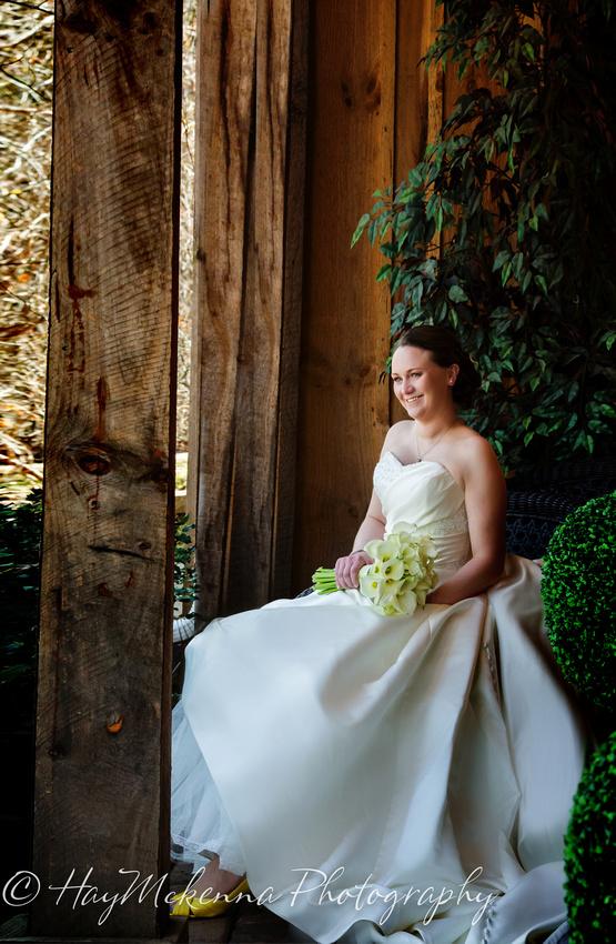 Shade Tress and Evergreens Wedding 123