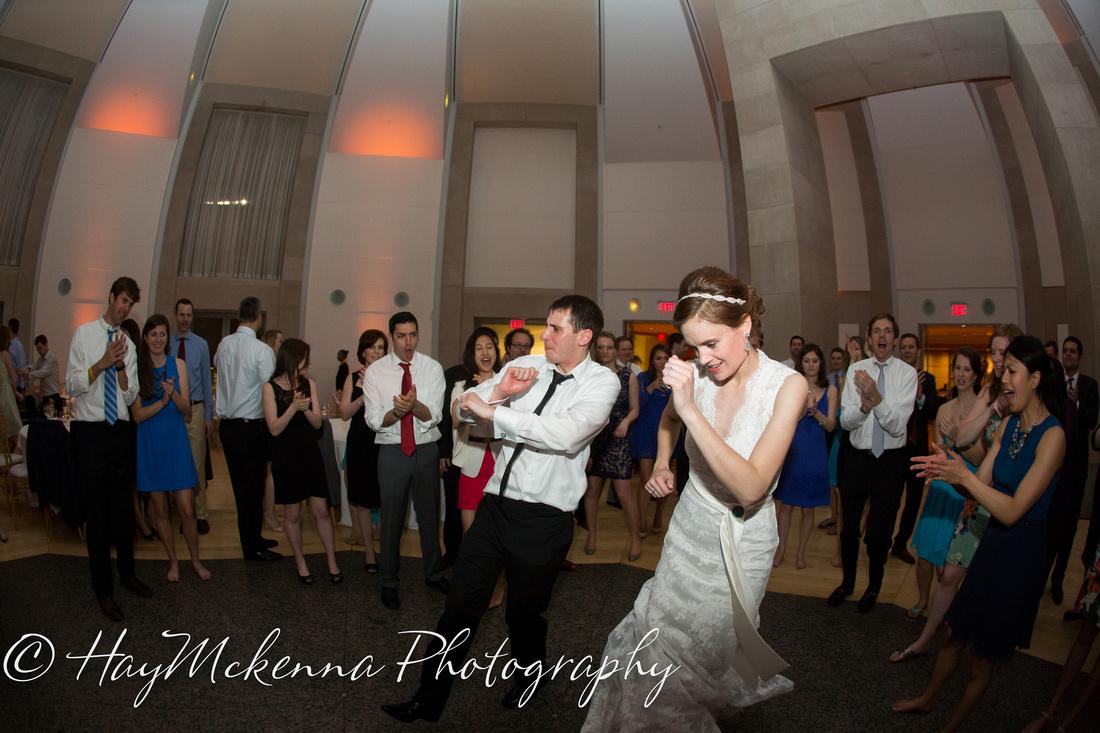 Reagan Center Wedding 405