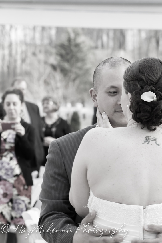 Shade Tress and Evergreens Wedding 184