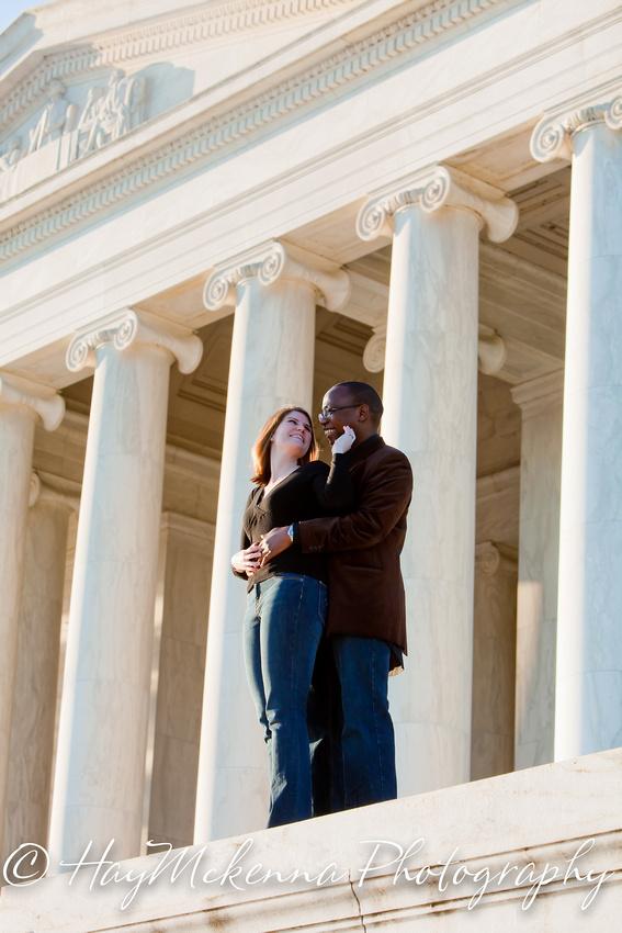 Jefferson Memorial Engagement 04