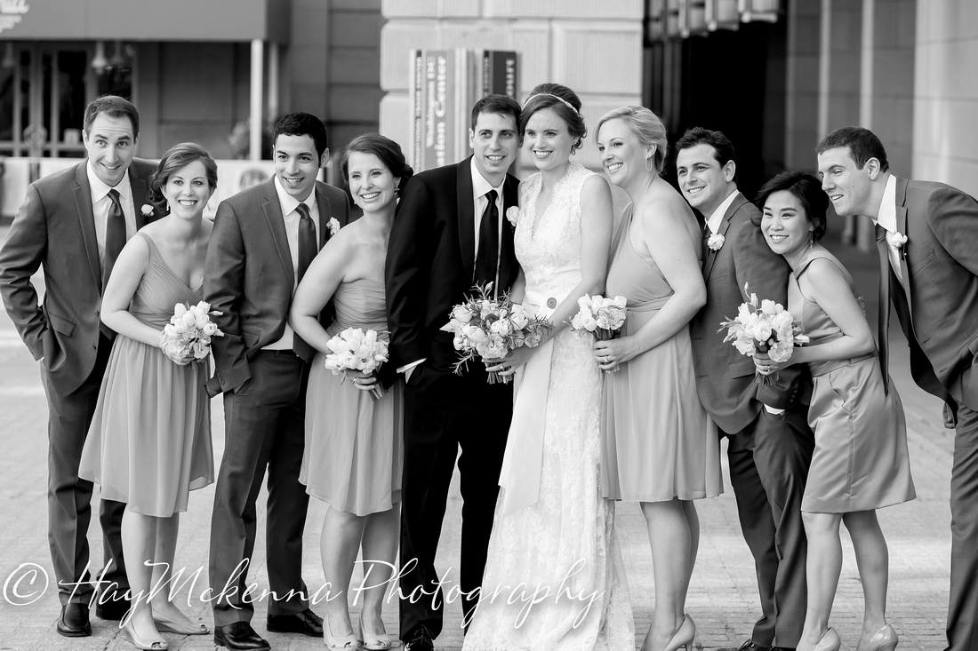 Reagan Center Wedding 348