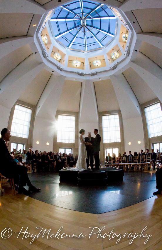 Reagan Center Wedding 369