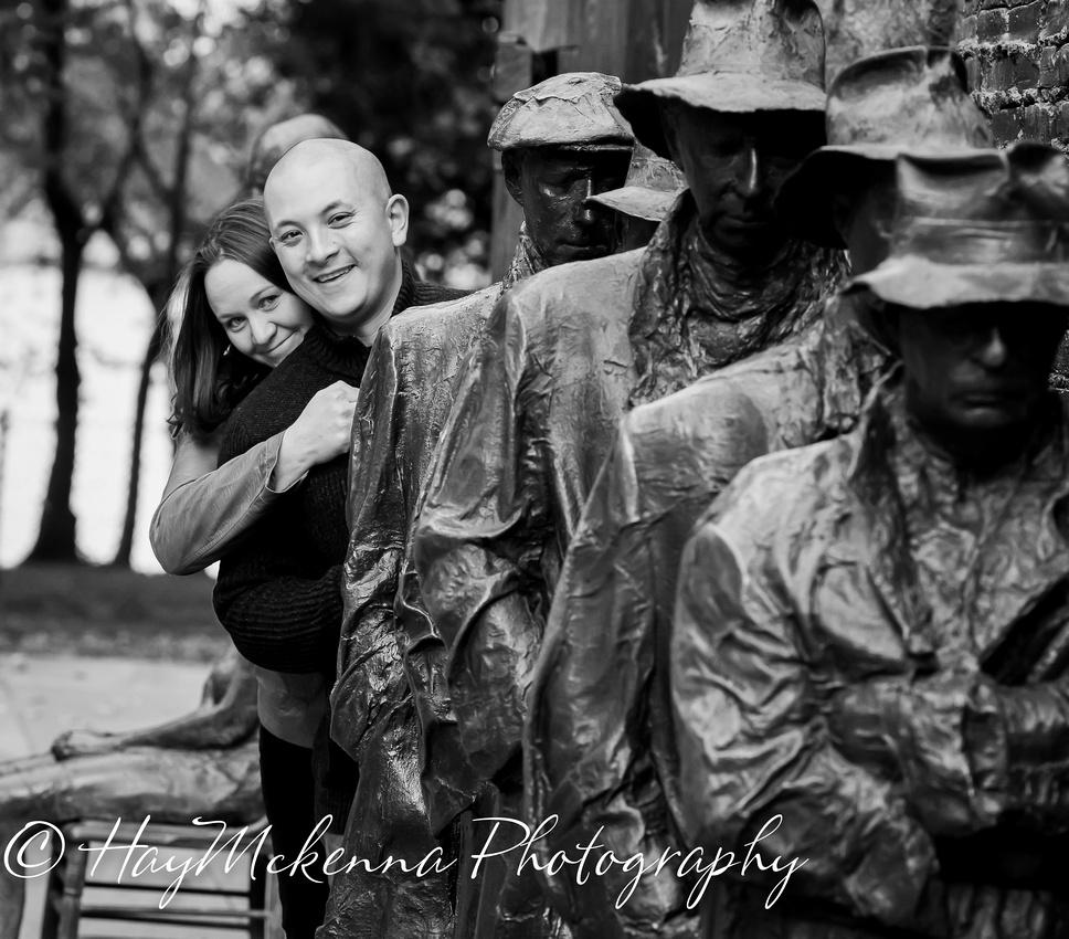 Roosevelt Memorial Engagement 08