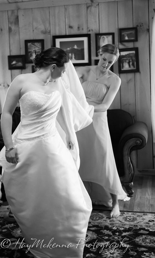 Shade Tress and Evergreens Wedding 111
