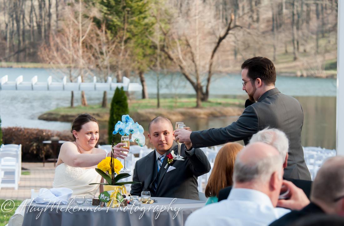 Shade Tress and Evergreens Wedding 191