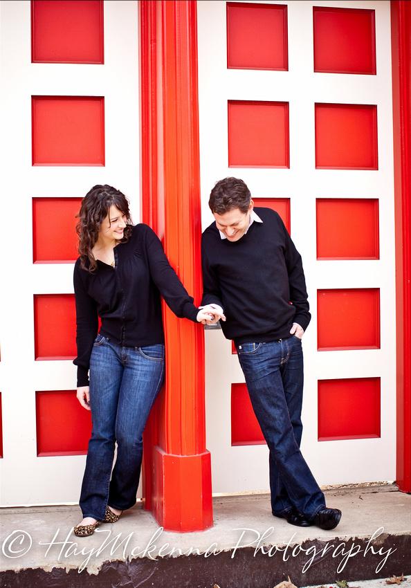 Glen Echo Engagement 11