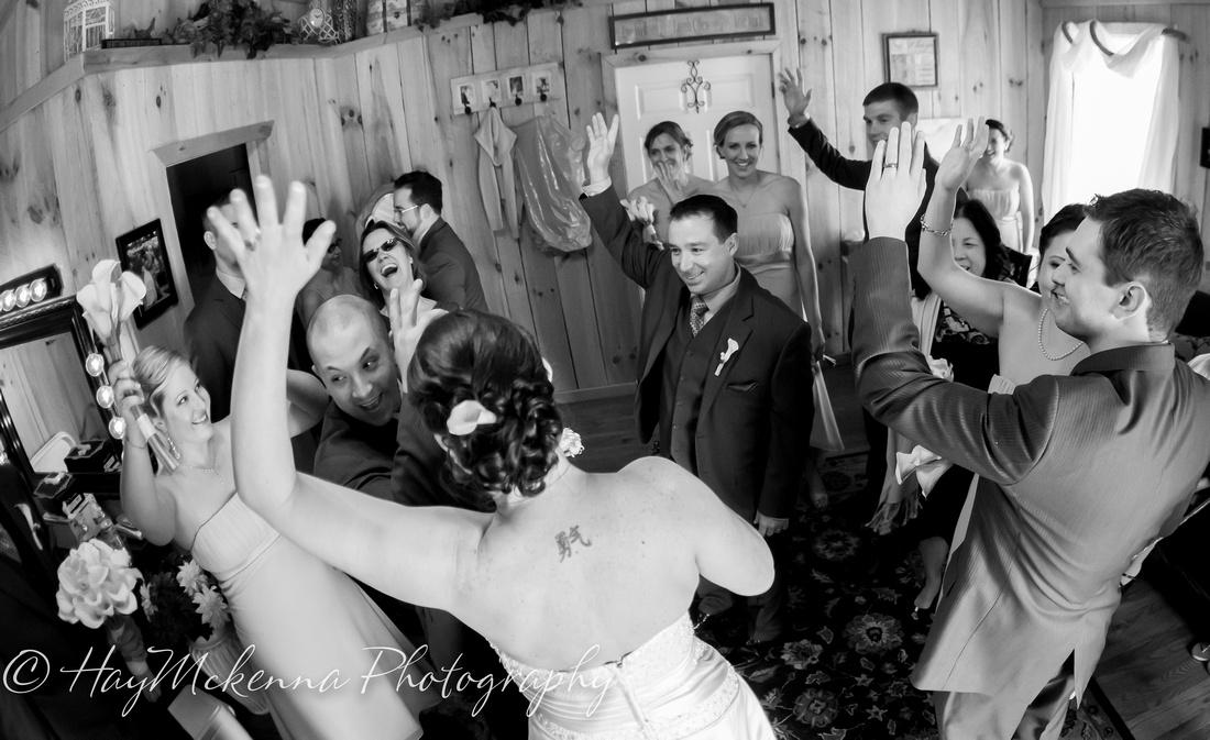 Shade Tress and Evergreens Wedding 148