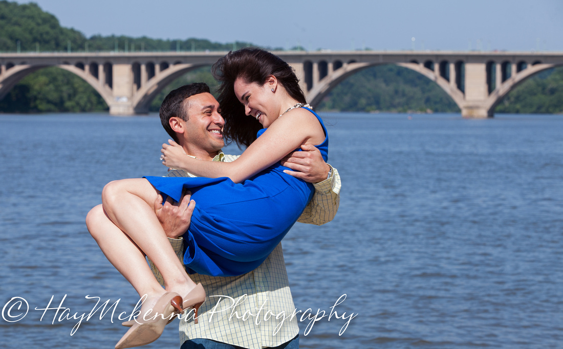 Georgetown Engagement 34