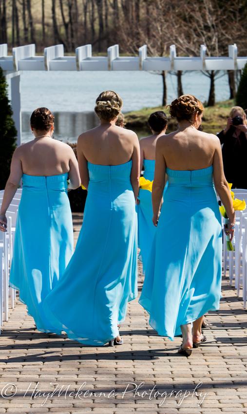 Shade Tress and Evergreens Wedding 128