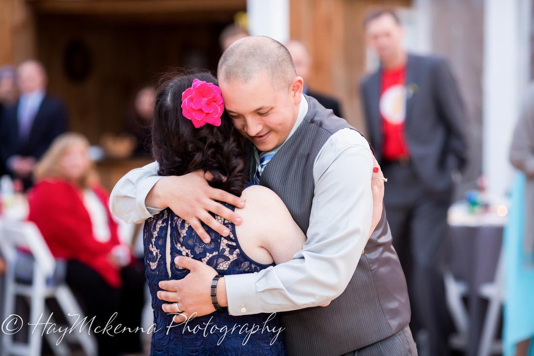 Shade Tress and Evergreens Wedding 208