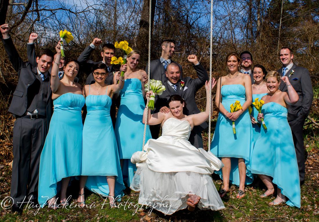 Shade Tress and Evergreens Wedding 152