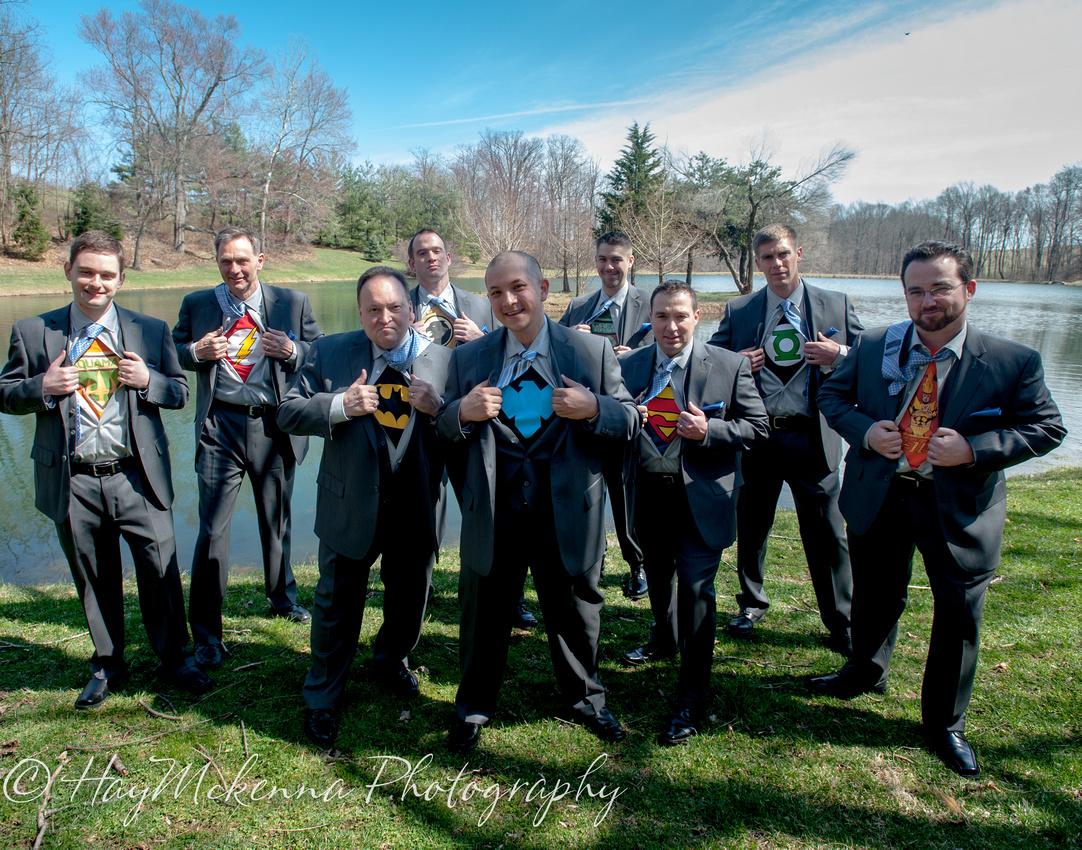 Shade Tress and Evergreens Wedding 109