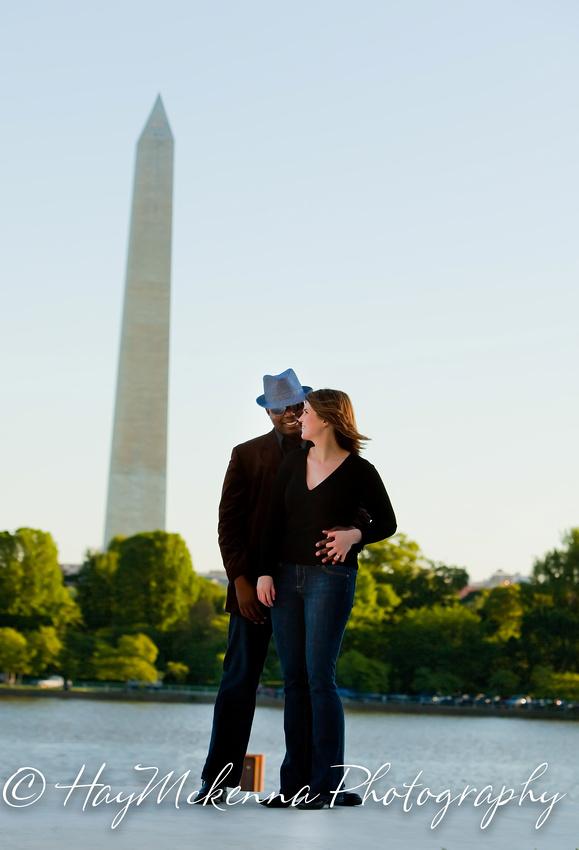 Jefferson Memorial Engagement 06