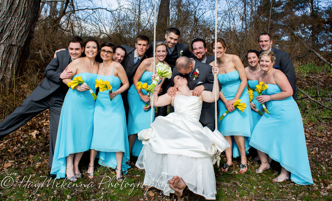 Shade Tress and Evergreens Wedding 153