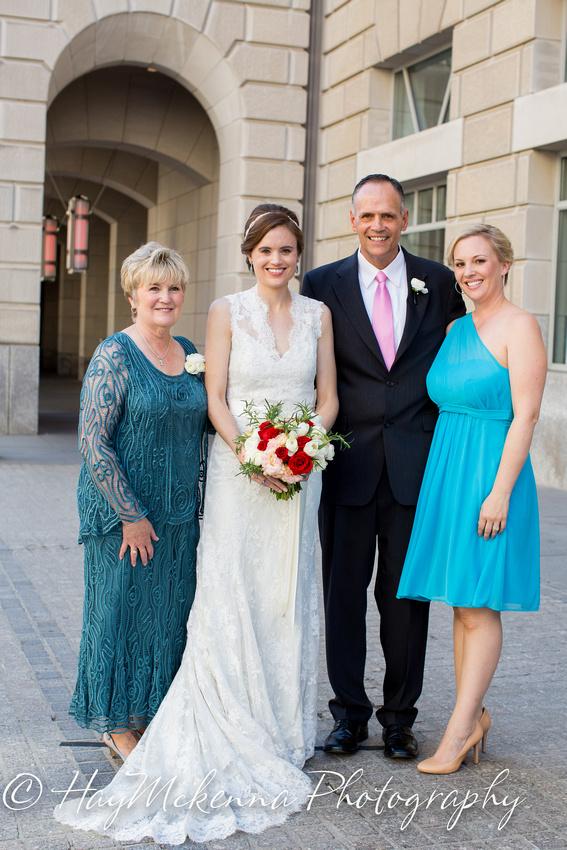 Reagan Center Wedding 341