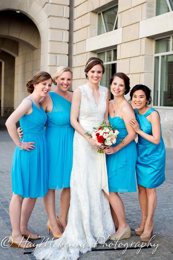 Reagan Center Wedding 338