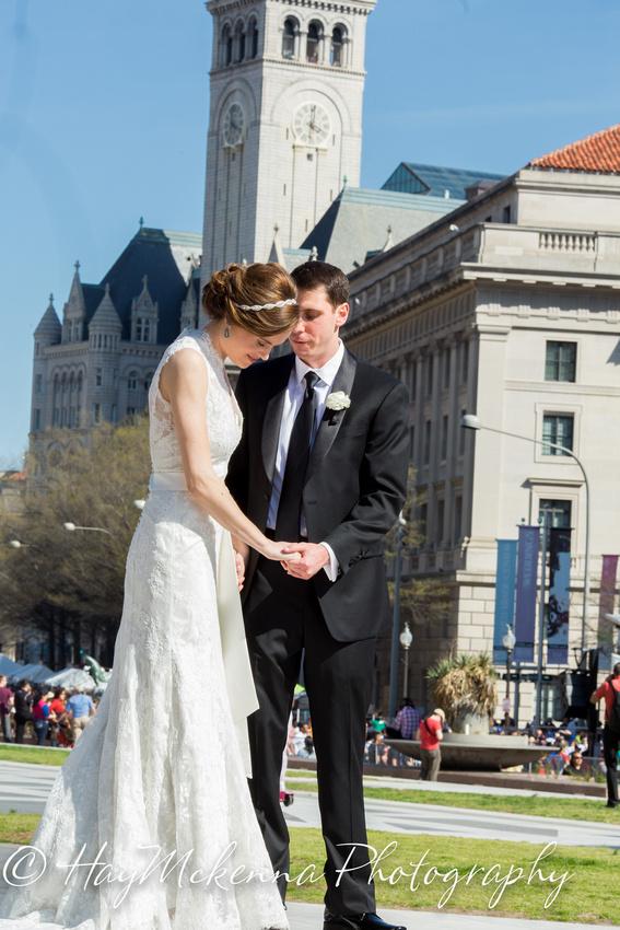 Reagan Center Wedding 321
