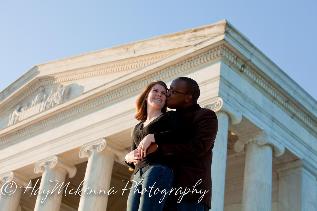 Jefferson Memorial Engagement 03