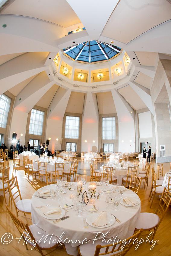 Reagan Center Wedding 379