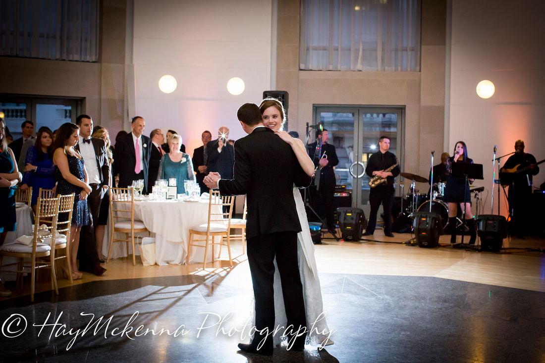 Reagan Center Wedding 381